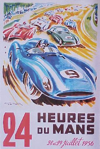 classement des 24 heures du mans 1956. Black Bedroom Furniture Sets. Home Design Ideas