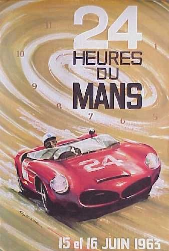 classement des 24 heures du mans 1963. Black Bedroom Furniture Sets. Home Design Ideas
