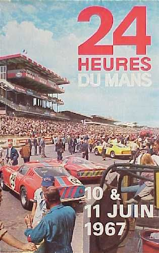 classement des 24 heures du mans 1967. Black Bedroom Furniture Sets. Home Design Ideas