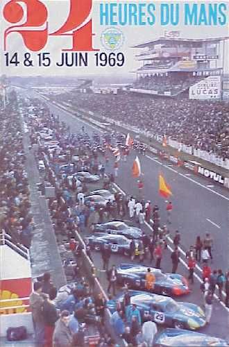 classement des 24 heures du mans 1969. Black Bedroom Furniture Sets. Home Design Ideas
