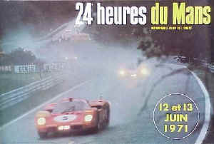 classement des 24 heures du mans 1971. Black Bedroom Furniture Sets. Home Design Ideas