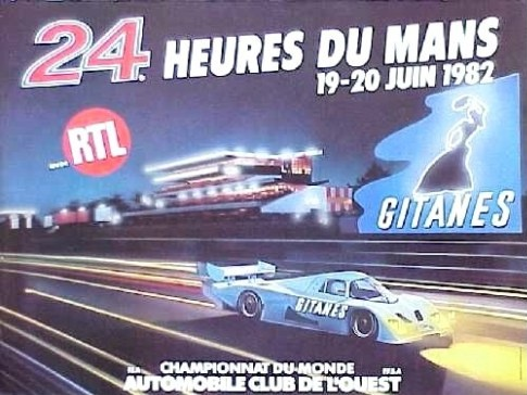 classement des 24 heures du mans 1982. Black Bedroom Furniture Sets. Home Design Ideas