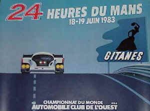 classement des 24 heures du mans 1983. Black Bedroom Furniture Sets. Home Design Ideas