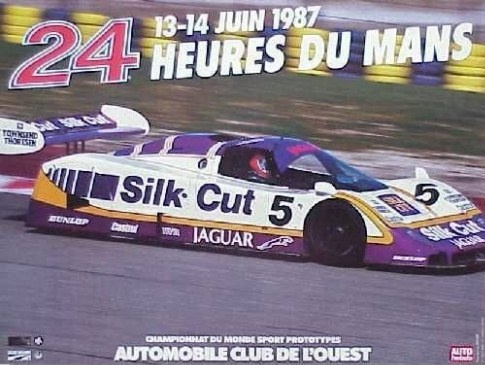 classement des 24 heures du mans 1987. Black Bedroom Furniture Sets. Home Design Ideas