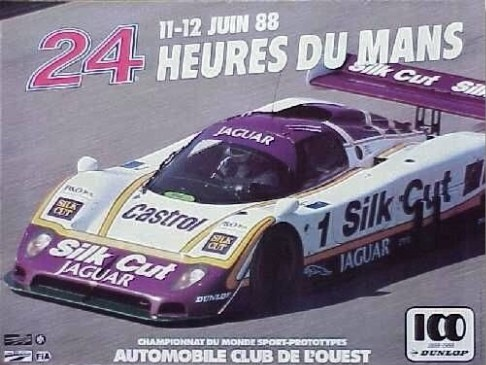 classement des 24 heures du mans 1988. Black Bedroom Furniture Sets. Home Design Ideas