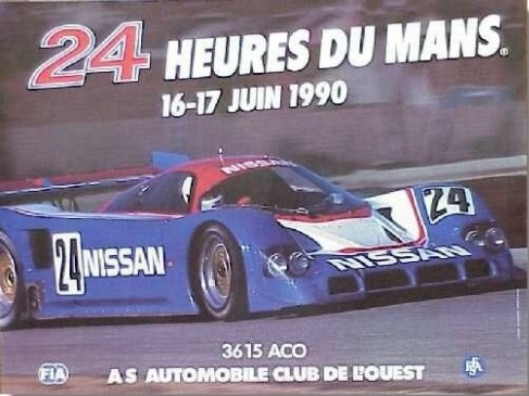 classement des 24 heures du mans 1990. Black Bedroom Furniture Sets. Home Design Ideas