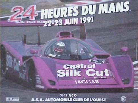 classement des 24 heures du mans 1991. Black Bedroom Furniture Sets. Home Design Ideas