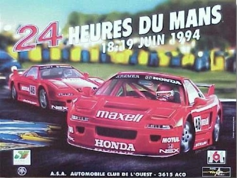 classement des 24 heures du mans 1994. Black Bedroom Furniture Sets. Home Design Ideas