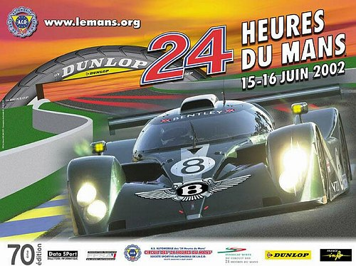 classement des 24 heures du mans 2002. Black Bedroom Furniture Sets. Home Design Ideas